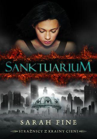 Okładka książki Sanktuarium Tom 1