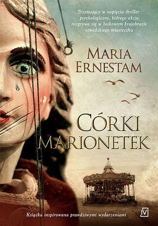 Okładka książki Córki marionetek