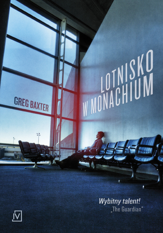 Okładka książki/ebooka Lotnisko w Monachium