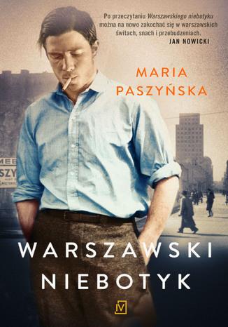 Okładka książki/ebooka Warszawski Niebotyk