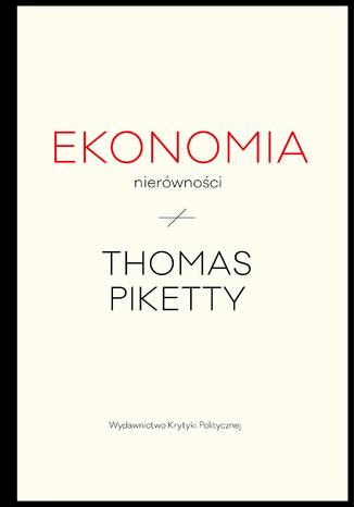 Okładka książki/ebooka Ekonomia nierówności
