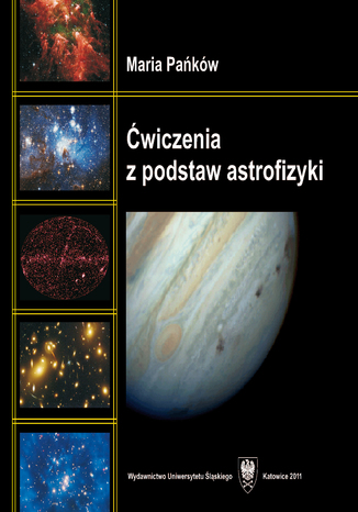 Okładka książki/ebooka Ćwiczenia z podstaw astrofizyki