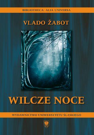 Okładka książki/ebooka Wilcze noce