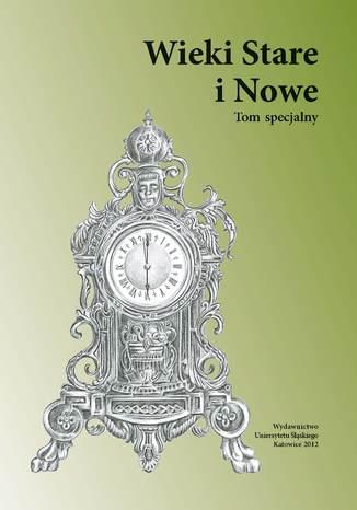 Okładka książki Wieki Stare i Nowe. Tom specjalny: Ludzie i elity pogranicza
