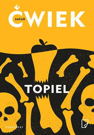 Okładka książki Topiel