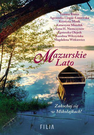 Okładka książki Mazurskie Lato