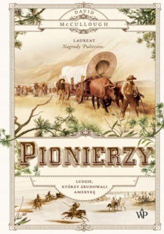 Okładka książki Pionierzy