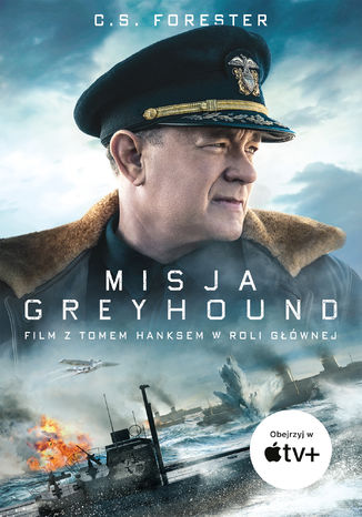 Okładka książki/ebooka Misja Greyhound