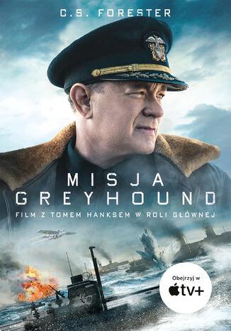 Okładka książki Misja Greyhound