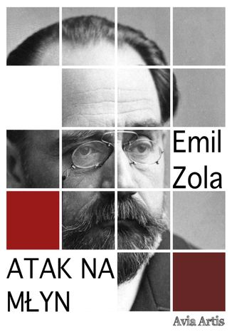 Okładka książki Atak na młyn
