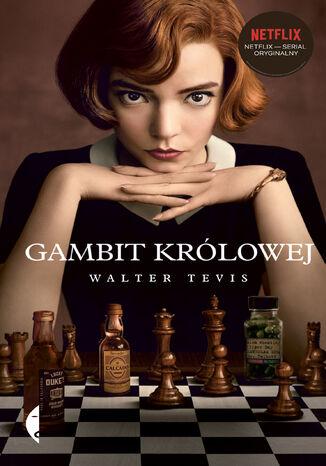 Okładka książki/ebooka Gambit królowej