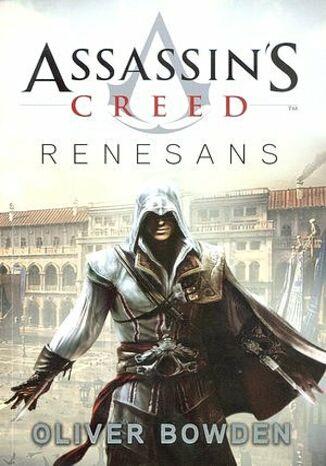 Okładka książki/ebooka Assassin's Creed: Renesans