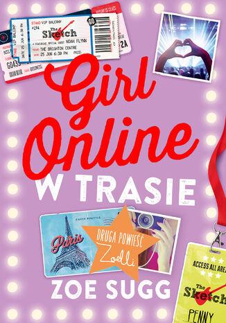 Okładka książki Girl Online (#2). Girl Online w trasie