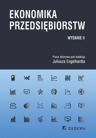 Okładka książki/ebooka Ekonomika przedsiębiorstw. Wydanie II