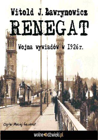 Okładka książki/ebooka Renegat