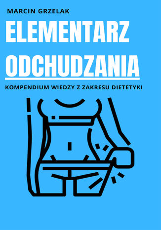 Okładka książki/ebooka Elementarz odchudzania