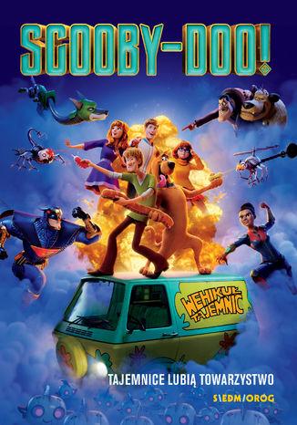 Okładka książki Scooby-Doo! Tajemnice lubią towarzystwo