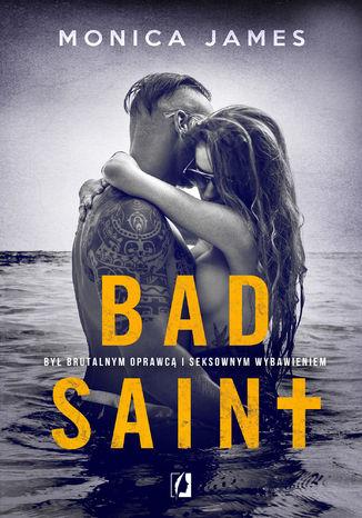 Okładka książki/ebooka Bad Saint