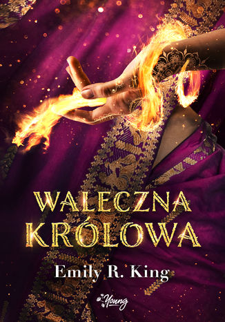 Okładka książki/ebooka Waleczna królowa. Królowa. Tom 4