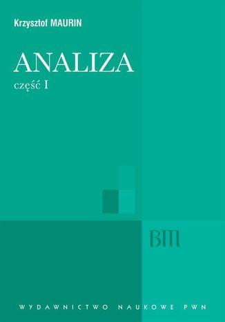 Okładka książki/ebooka Analiza, cz. 1