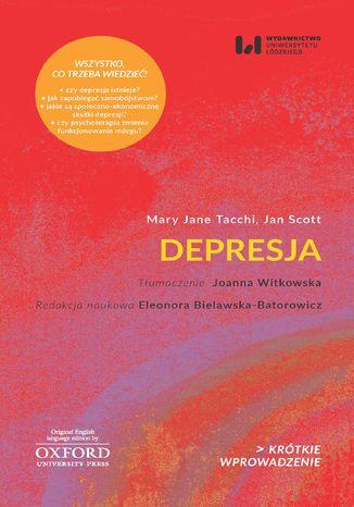 Okładka książki Depresja. Krótkie Wprowadzenie 24