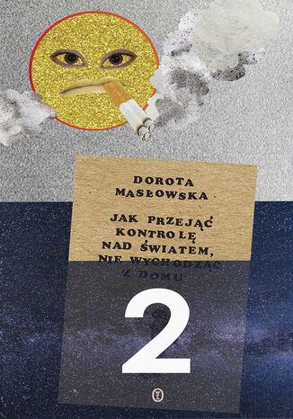 Okładka książki Jak przejąć kontrolę nad światem 2