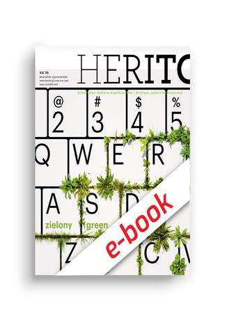 HERITO, No. 39: Green  English version