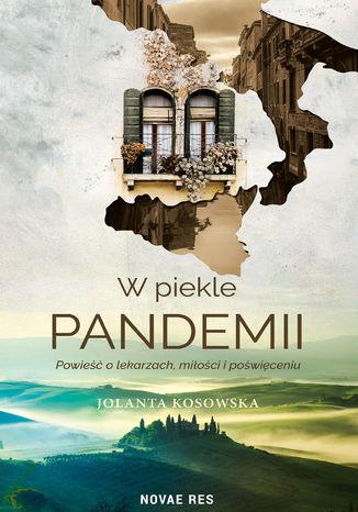 Okładka książki W piekle pandemii