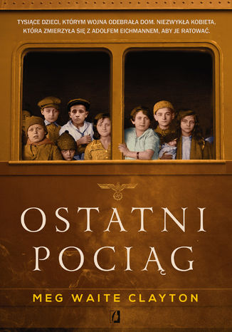 Okładka książki/ebooka Ostatni pociąg