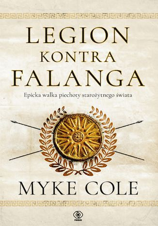 Okładka książki/ebooka Legion kontra falanga