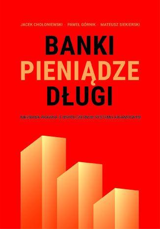Okładka książki/ebooka Banki, pieniądze, długi. Nieznana prawda o współczesnym systemie finansowym
