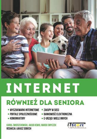 Okładka książki/ebooka Internet również dla seniora