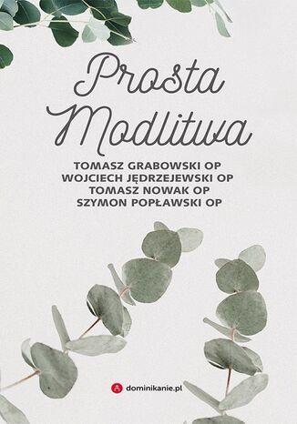 Okładka książki/ebooka Prosta modlitwa