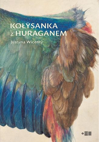 Okładka książki Kołysanka z huraganem