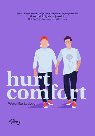 Okładka książki/ebooka Hurt/Comfort