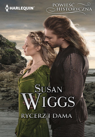 Okładka książki Rycerz i dama