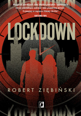 Okładka książki Lockdown