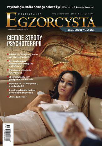 Okładka książki Miesięcznik Egzorcysta 56 (kwiecień 2017)
