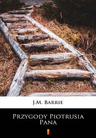 Okładka książki/ebooka Przygody Piotrusia Pana