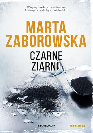 Okładka książki/ebooka Czarne ziarno