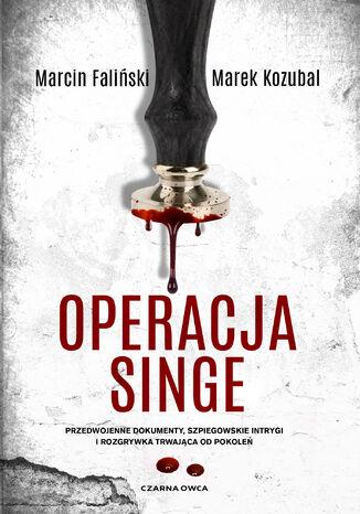 Okładka książki Operacja Singe