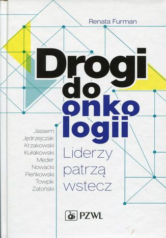 Okładka książki/ebooka Drogi do onkologii