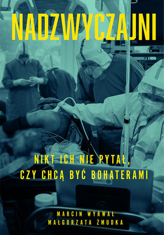 Okładka książki/ebooka Nadzwyczajni