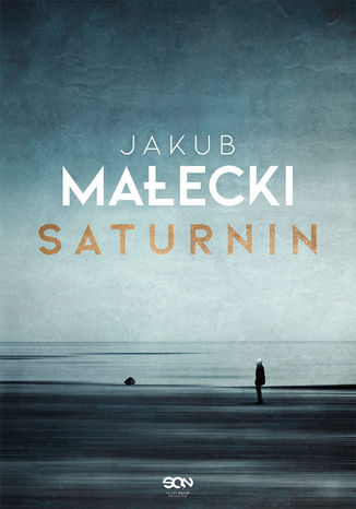 Okładka książki Saturnin