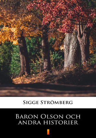 Okładka książki/ebooka Baron Olson och andra historier