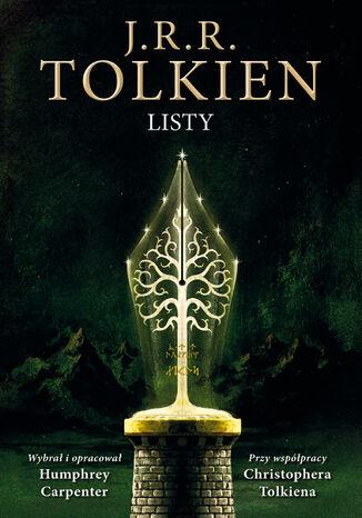 Okładka książki/ebooka Listy J.R.R. Tolkien