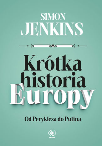 Okładka książki/ebooka Krótka historia Europy