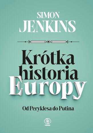 Okładka książki Krótka historia Europy
