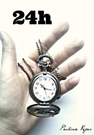 Okładka książki 24h
