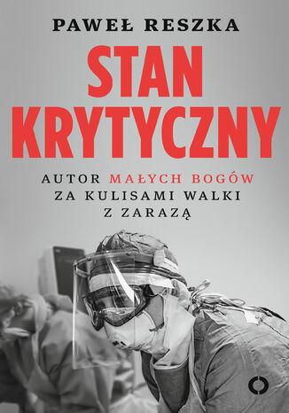 Okładka książki Stan krytyczny